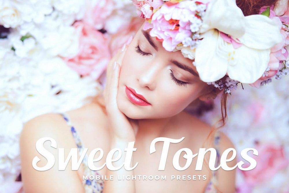 Sweet Tones Mobile Lightroom Presets