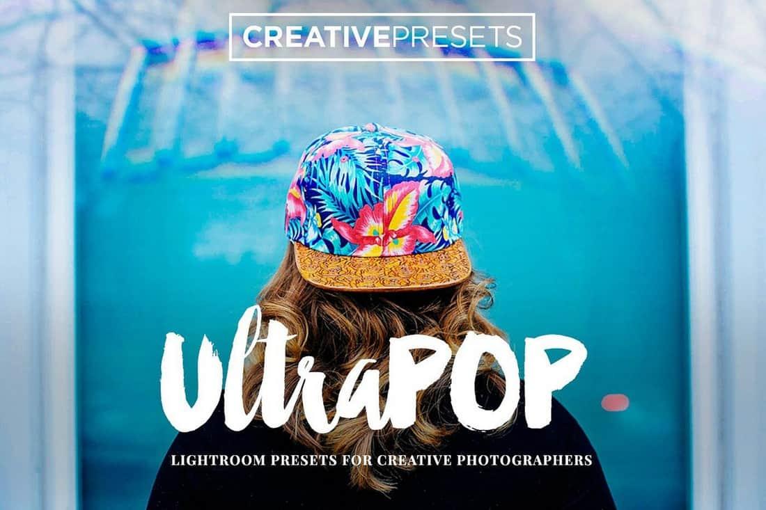 UltraPOP - Creative Lightroom Presets