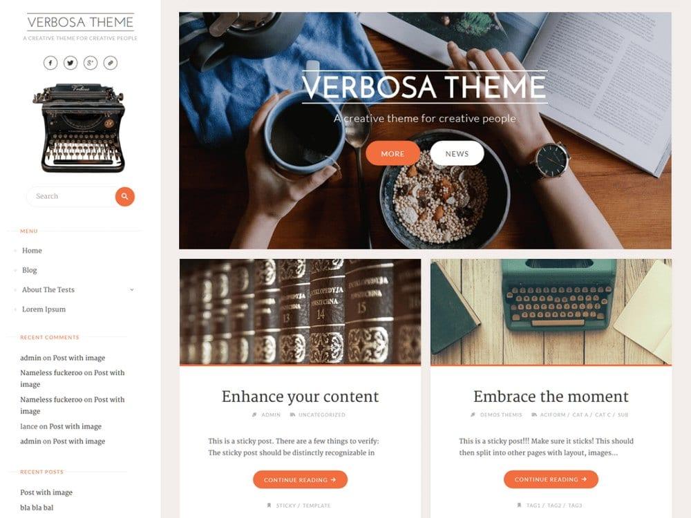 Verbosa-free-wordpress-theme