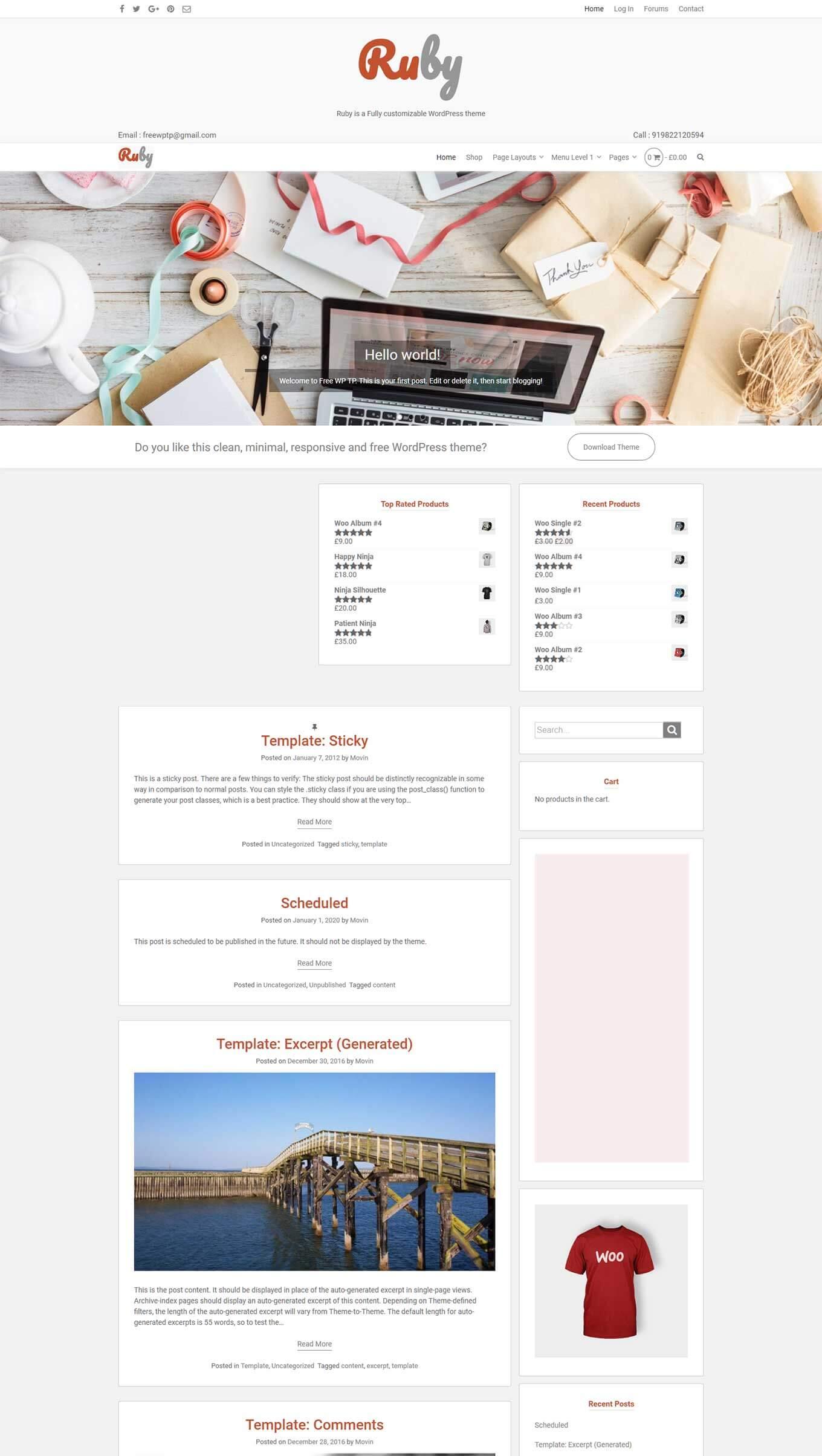 60 Best Video Background Wordpress Themes 2021 Free Premium Theme Junkie