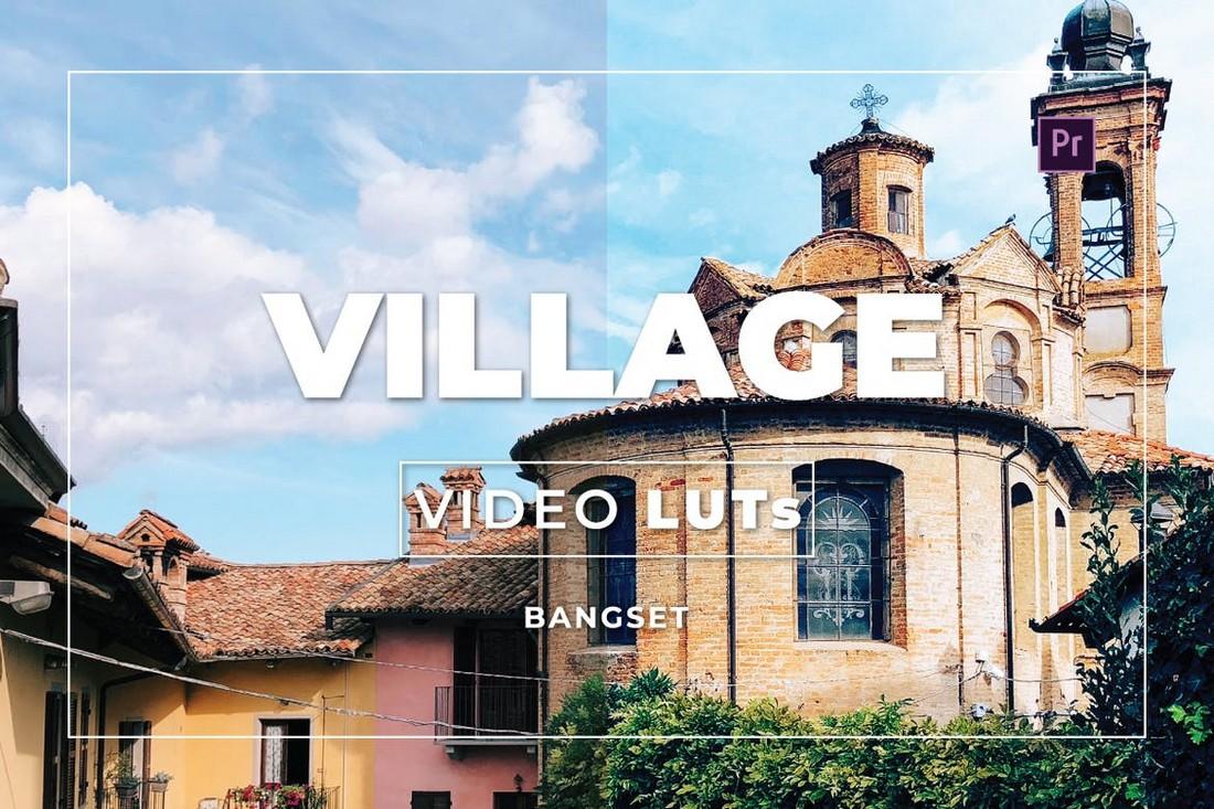 Desa Video LUT untuk Premiere Pro