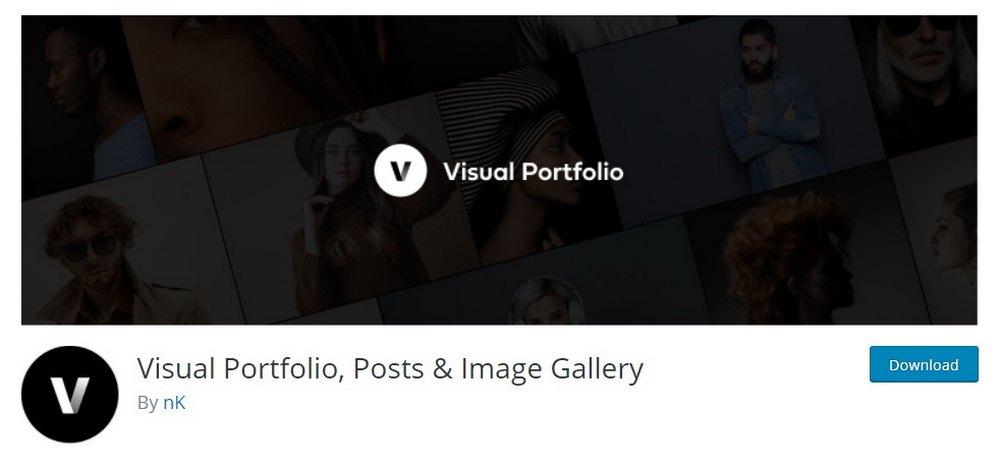 Portofolio Visual