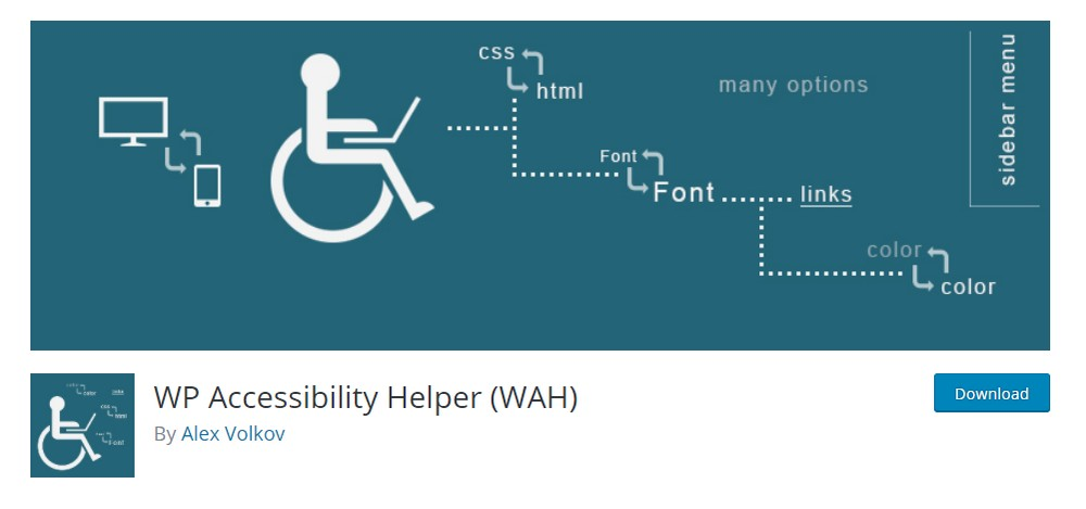 WP Accessibility Helper