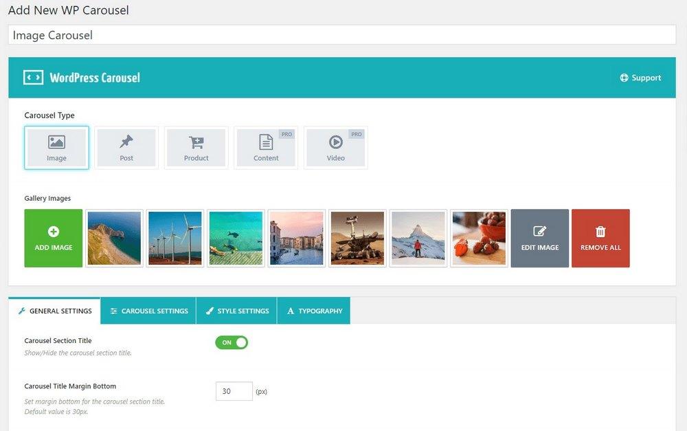 Korsel WordPress 2