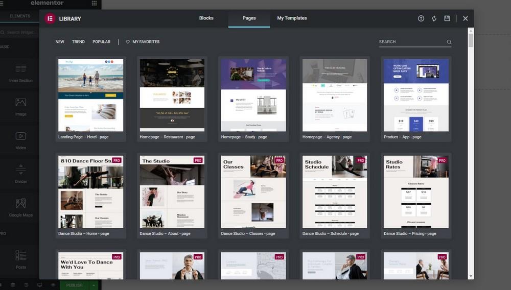 Wordpress custom homepage 3
