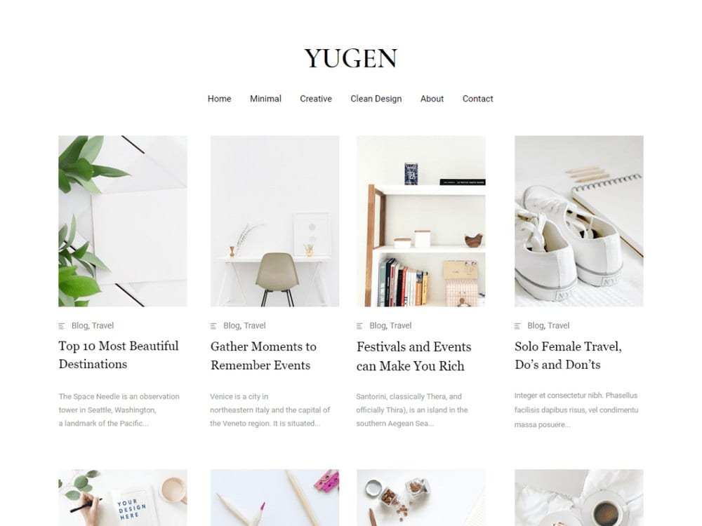 Yugen-free-wordpress-theme