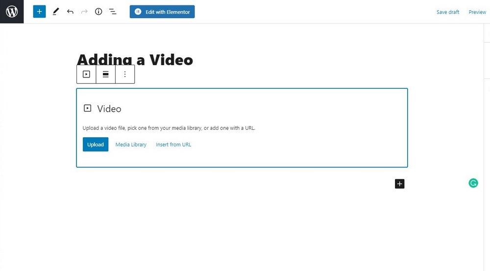 tambahkan video 2