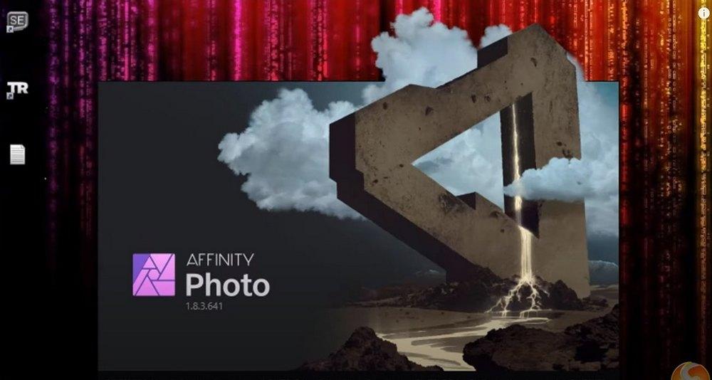 tutorial foto afinitas untuk pemula