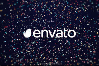 20 Best After Effects Confetti Templates (Confetti Reveals + Logos) 2021