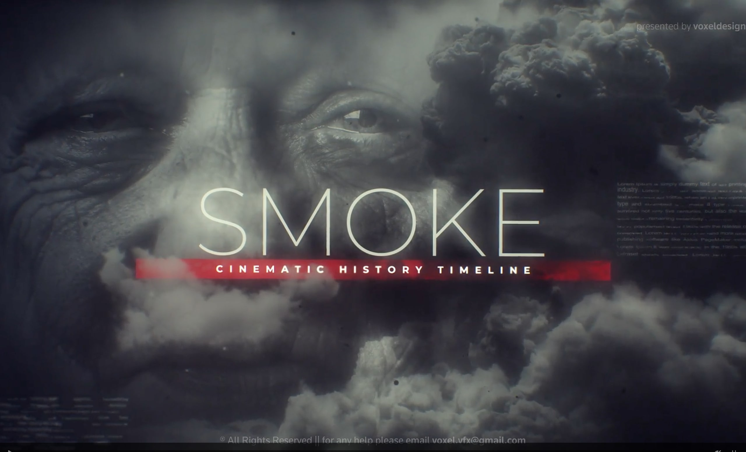 after effects smoke effect