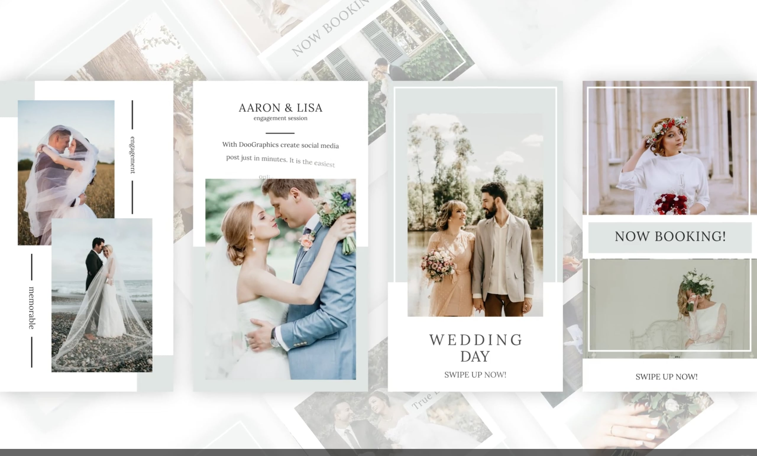 after effects wedding template