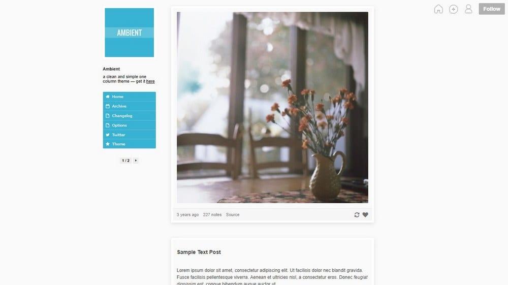 ambient-minimal-tumblr-theme