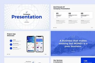 25+ Best Animated PowerPoint Templates 2020