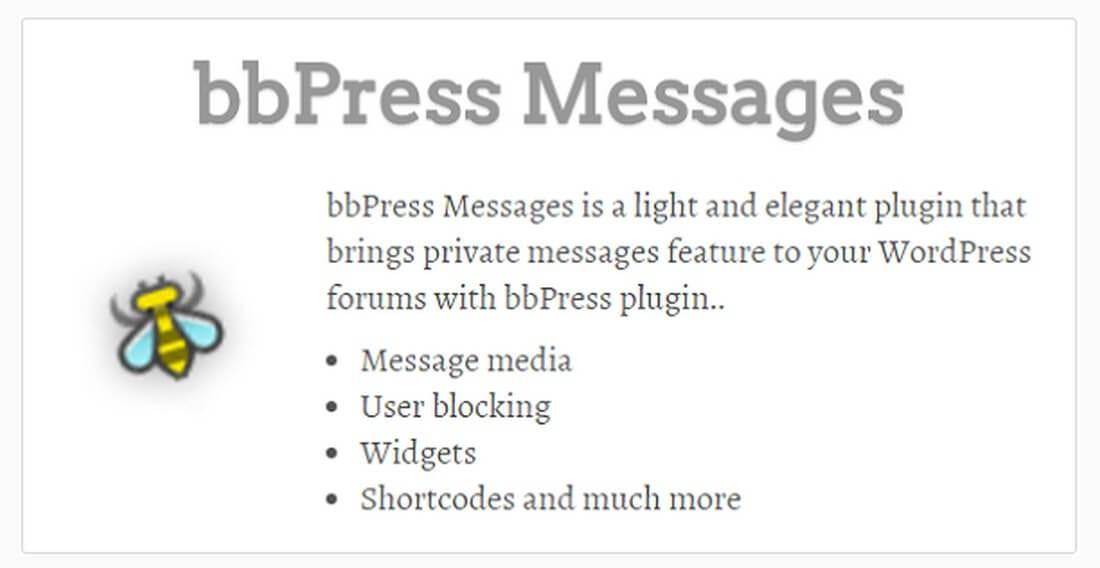 pesan-bbpress