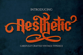 20+ Best Gothic Fonts 2021 (New Free & Pro Gothic Styles)