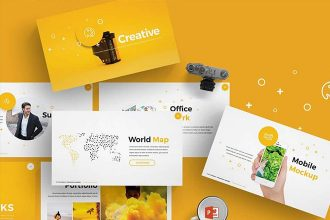 20+ Best PowerPoint Templates 2019