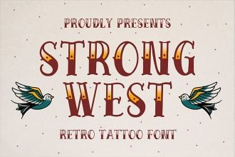 30+ Best Tattoo Fonts 2021