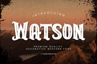 20+ Best Western Fonts (Old Style, Country Fonts) 2021