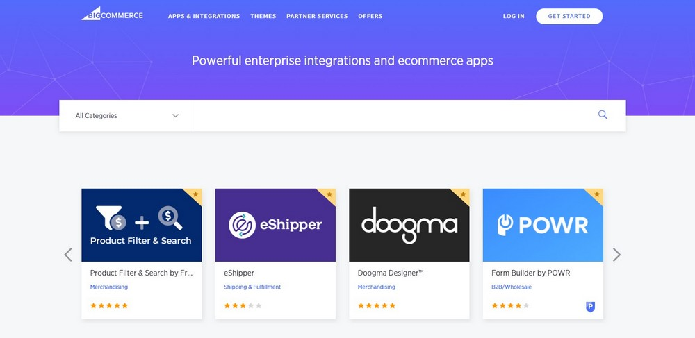 bigcommerce apps