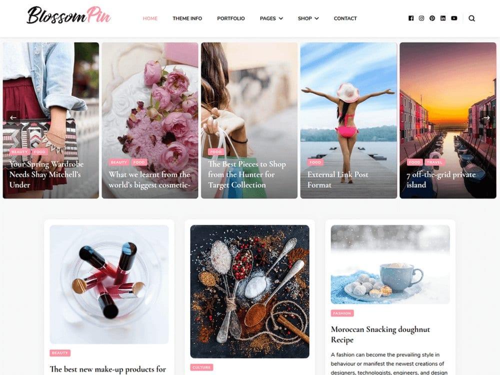 blossompin-free-wordpress-theme