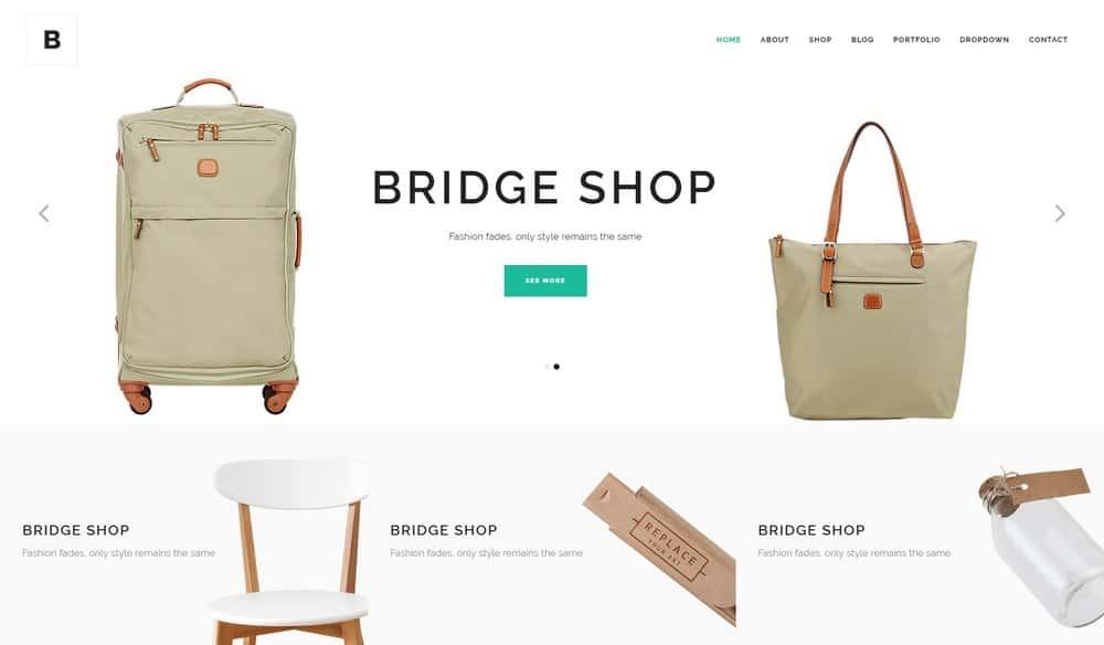 bridge-shop-demo