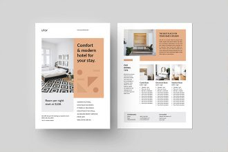 30+ Best Brochure Templates (Word & InDesign) 2021