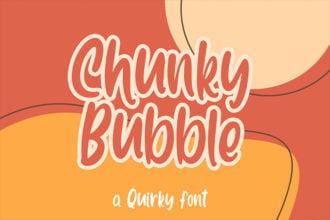 20 Cute Bubble Letter, Graffiti & Writing Fonts 2021