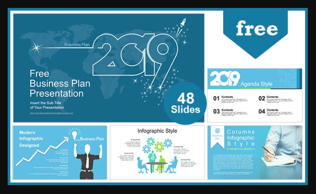 25 Best Business Plan Powerpoint Ppt Templates 2021 Theme Junkie