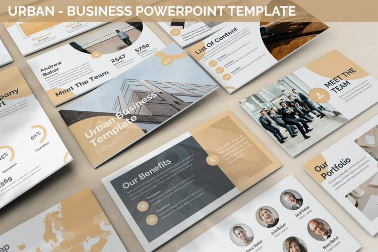 30+ Best Professional Business PowerPoint Templates (PPT) - Theme Junkie