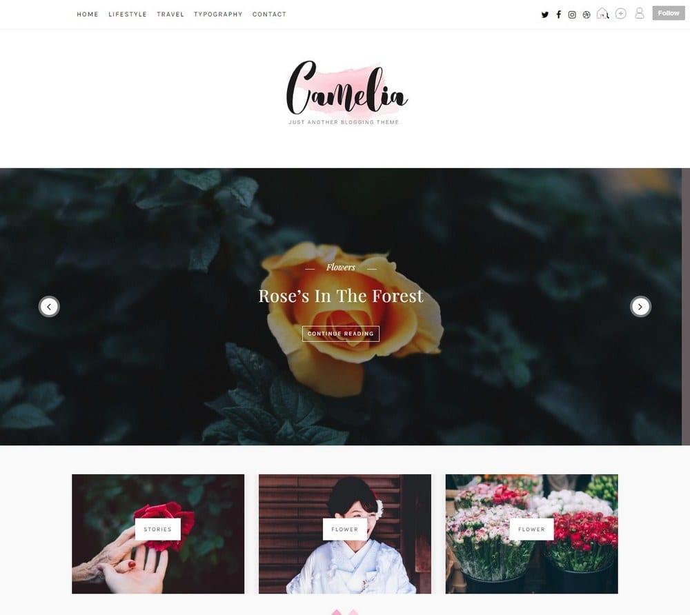 camelia-travel-tumblr-theme