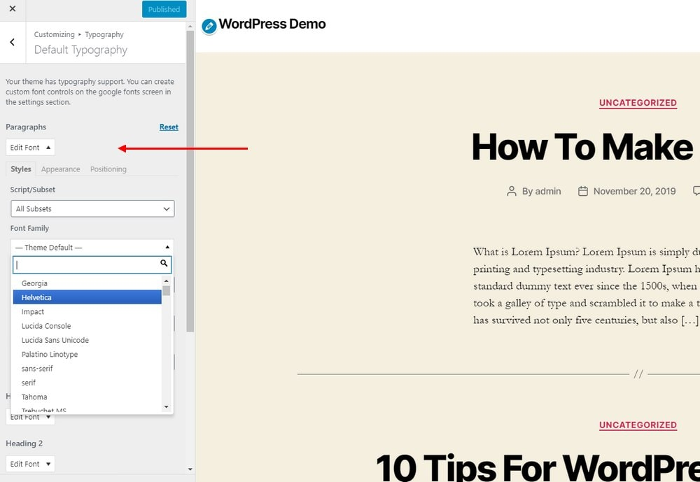 change-font-wordpress-plugin