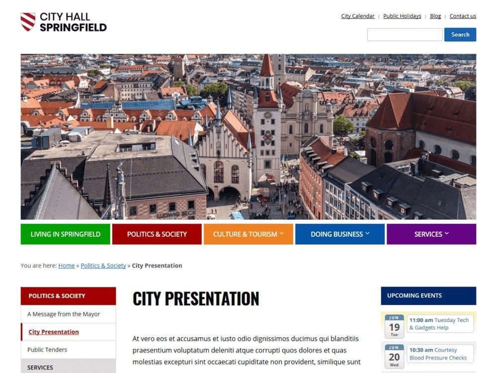 cityhall-free-church-wordpress-theme