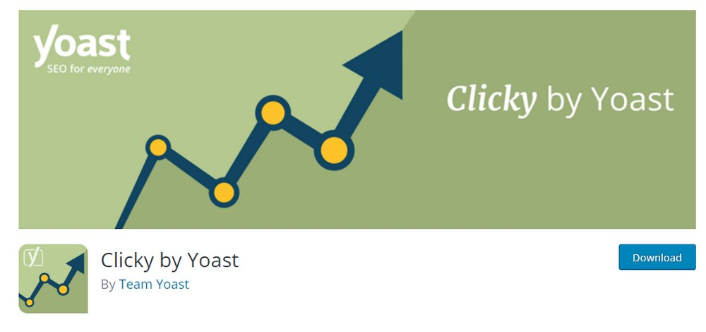 clicky by yoast