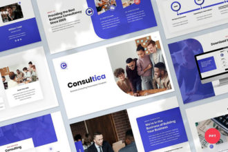 20+ Best Consulting & Leadership PowerPoint Templates (Consultant PPTs)