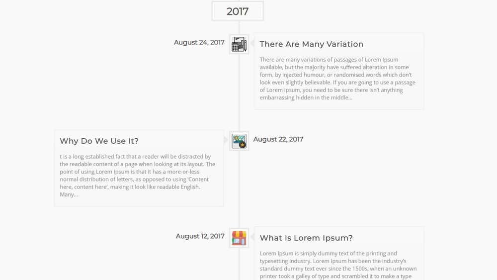 5 best wordpress timeline plugins compared