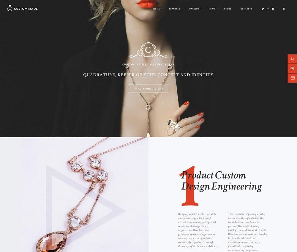 custom-made-woocommerce-theme