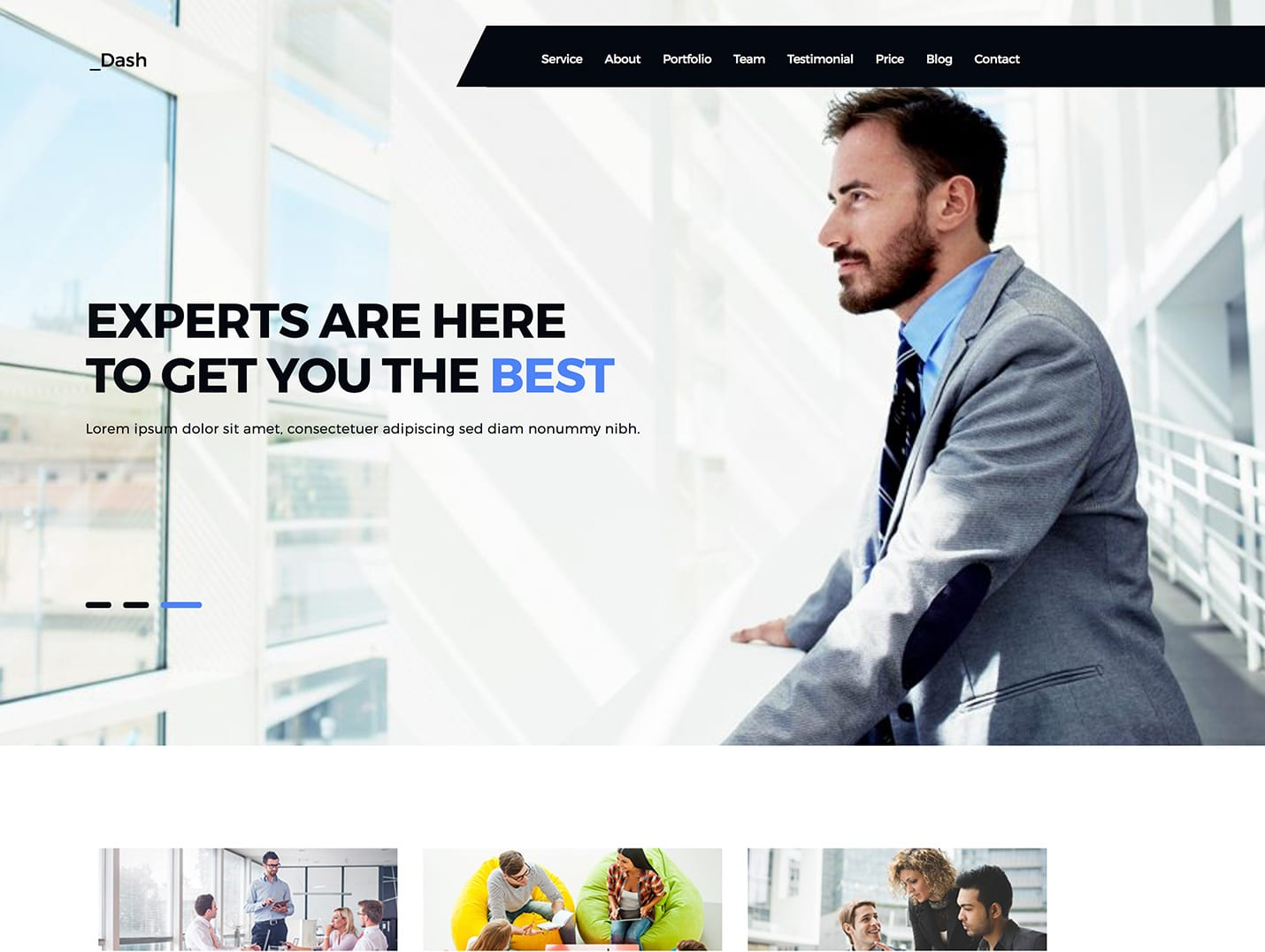 50 best video background wordpress themes 2018 theme junkie dash is a bright bold corporate agency business theme which fully supports using a video background effect whether full screen or in a slider flashek Gallery