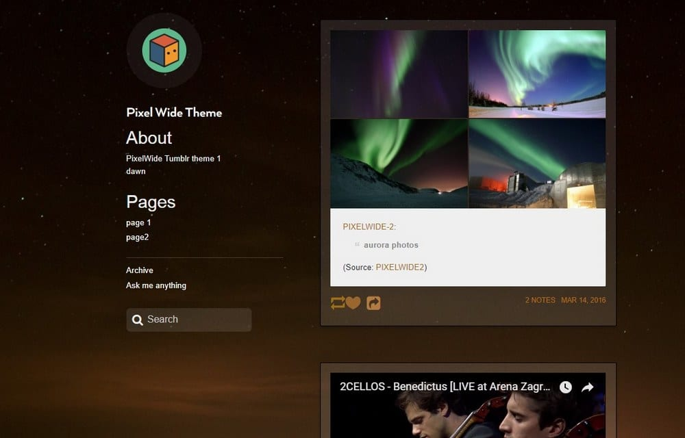 dawn-brown-space-tumblr-theme