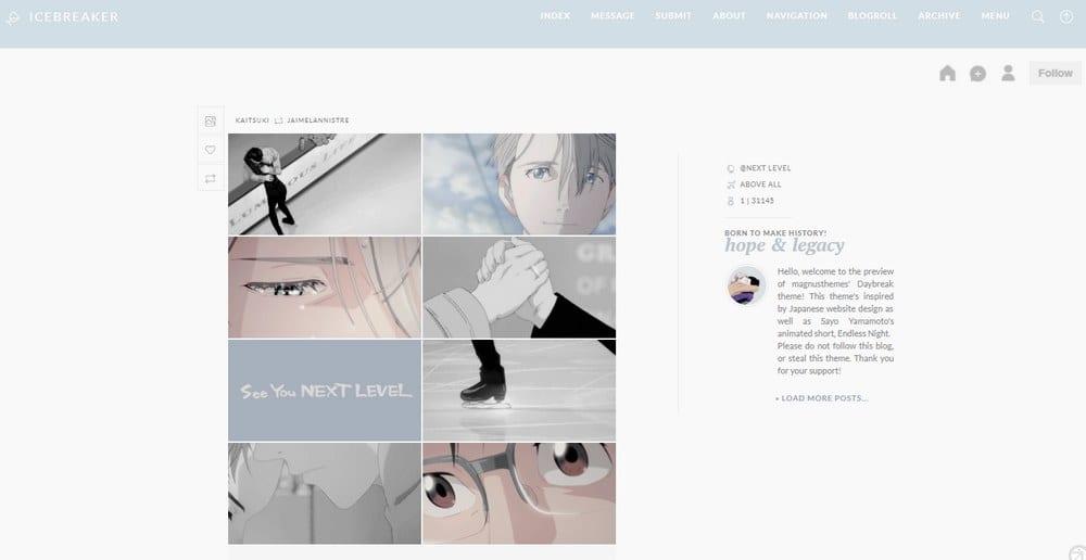 daybreak-anime-tumblr-theme