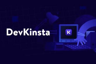 DevKinsta: Simple Local WordPress Development for Designers & Freelancers