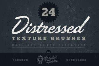 20+ Best Distressed Photoshop Effects + Textures (Get a Distressed Look) 2021