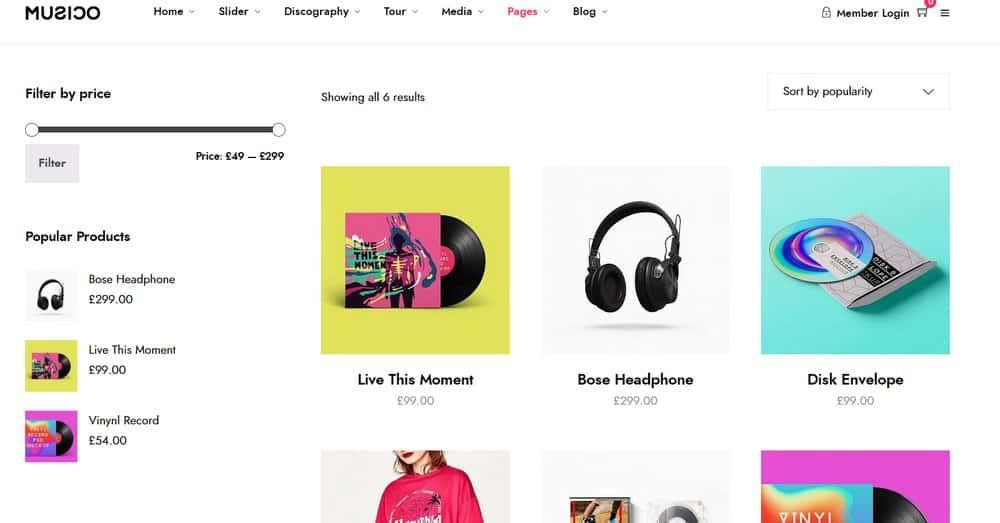 dj-website-shop