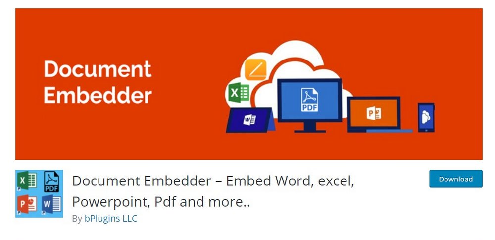 document embedder