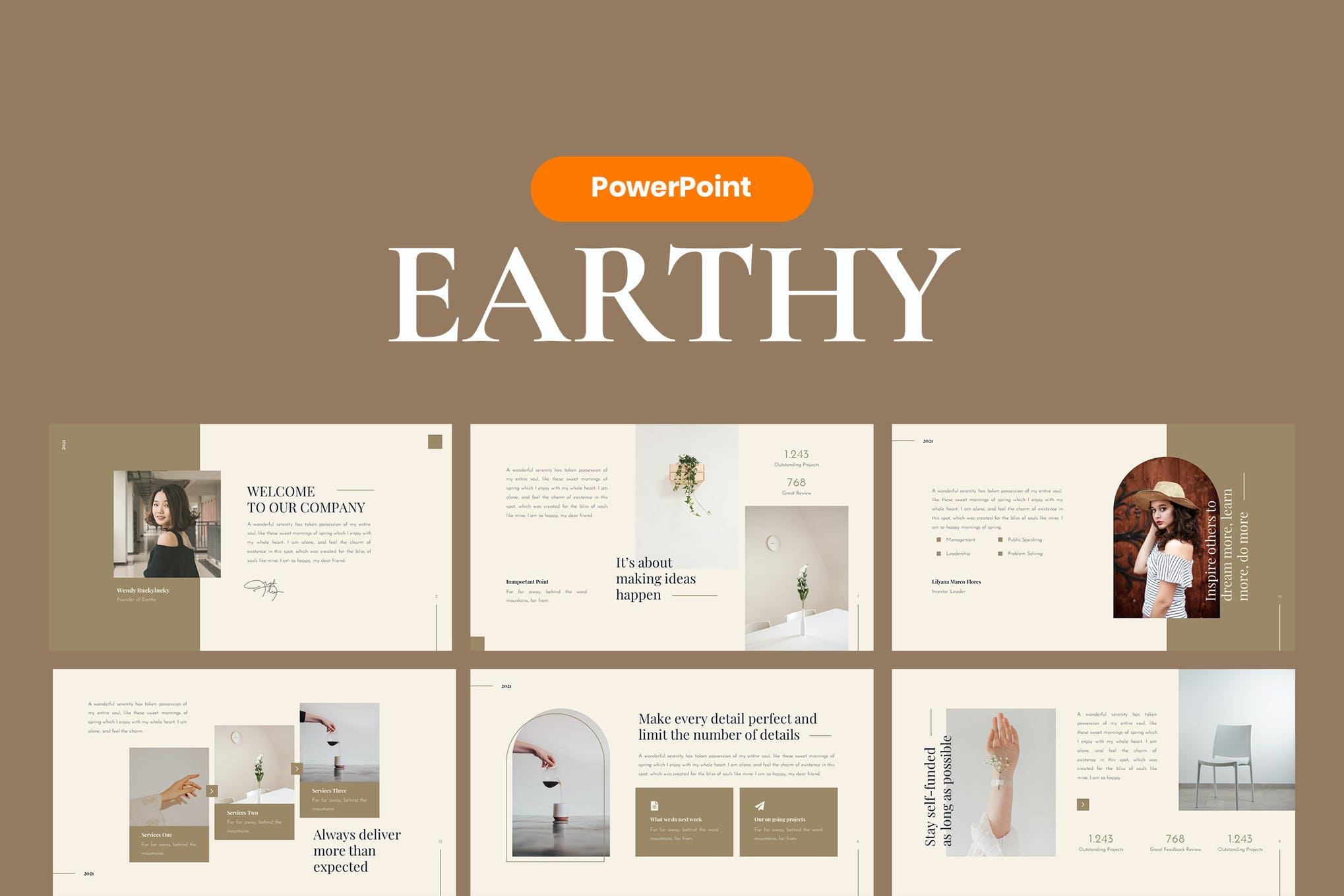 elegant PowerPoint templates