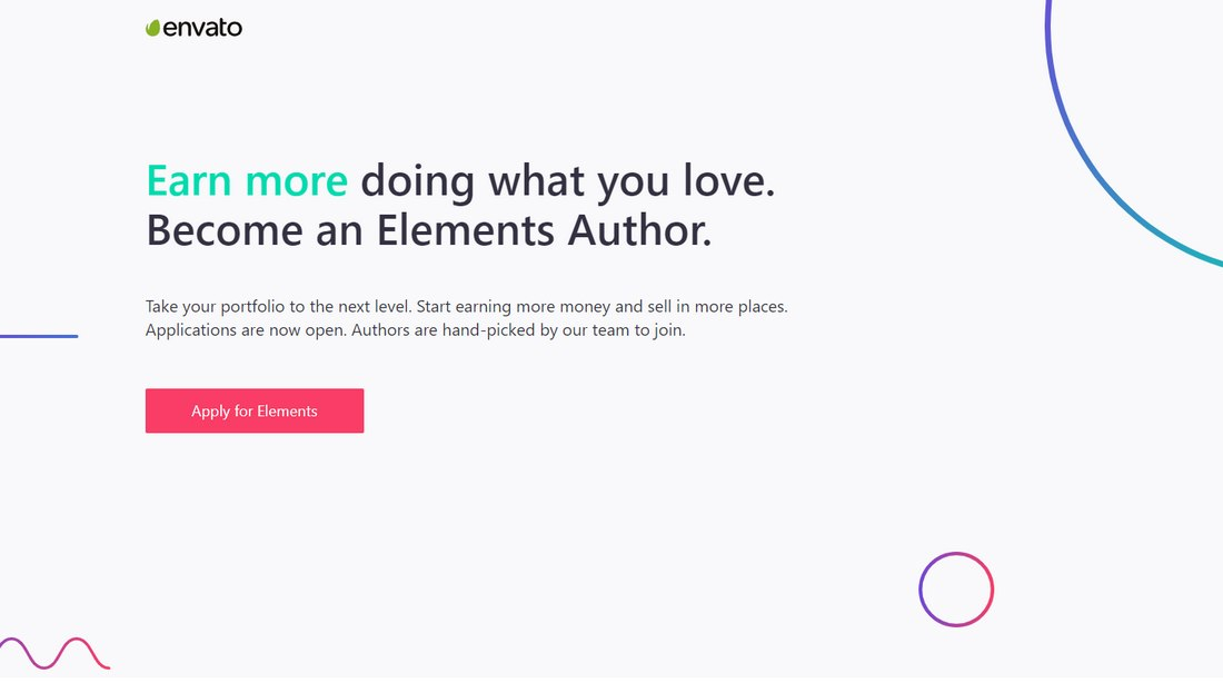 envato elements author