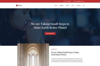 FaithPress: Our New Theme for Churches & Communities