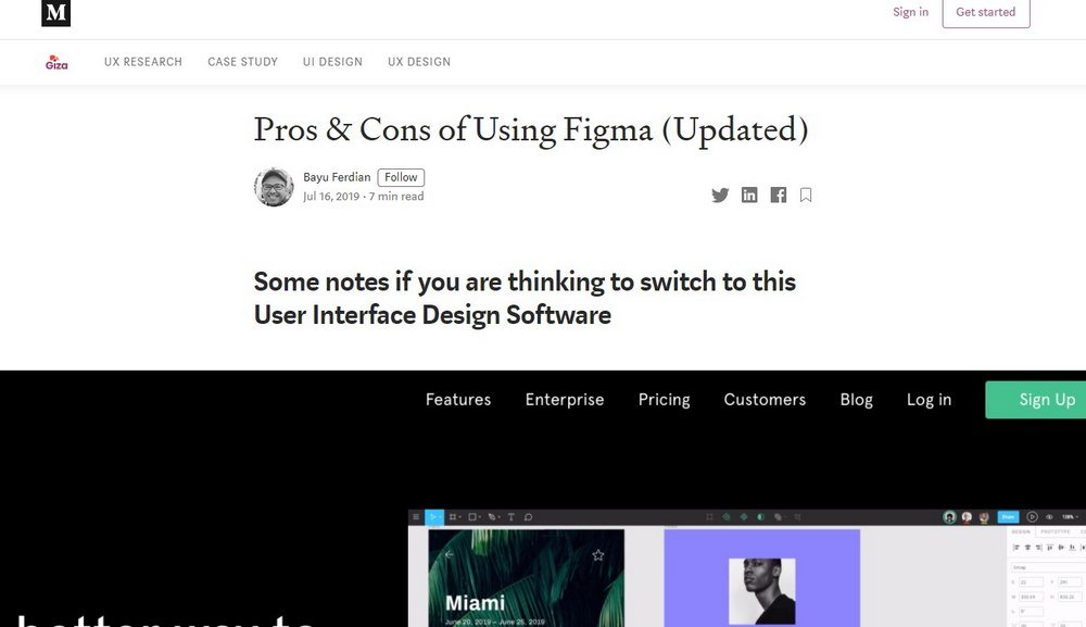 figma pros and conts