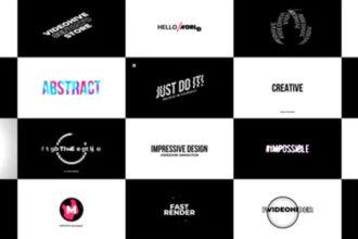 20+ Best Final Cut Pro Animation Templates 2021