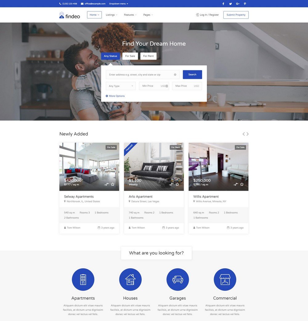 findeo-realty-wordpress-theme