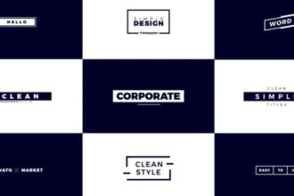 30+ Best Free After Effects Title Templates (Title Animations) 2021